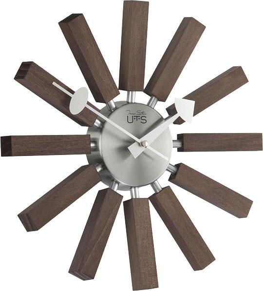 Деревянные настенные часы Tomas Stern 8006_TS