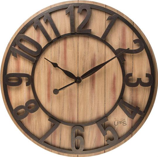Настенные часы Tomas Stern 9017_TS мыльница milardo amur amusmg0m42