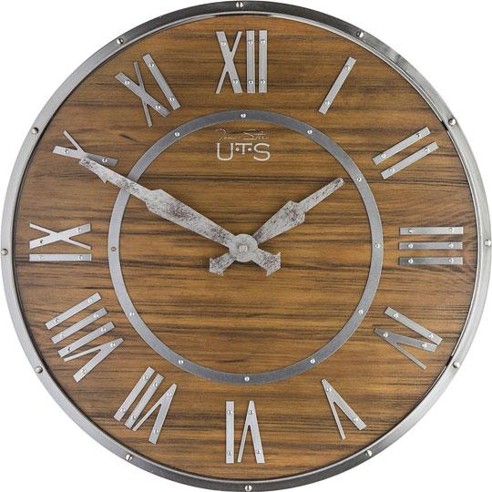 Фото «Деревянные настенные часы Tomas Stern 9035_TS»