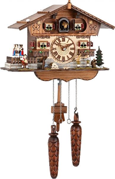 Настенные часы Trenkle TR-447QT-HZZG trenkle tr 085 q