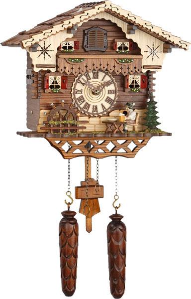 Настенные часы Trenkle TR-467QM-HZZG  часы настенные trenkle часы с кукушкой 4227 qm