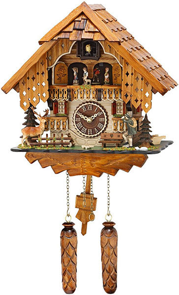 Настенные часы Trenkle TR-493QMT-HZZG настенные часы trenkle tr 363q