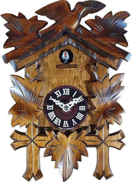 Деревянные настенные часы Trenkle TR-619-NU с боем
