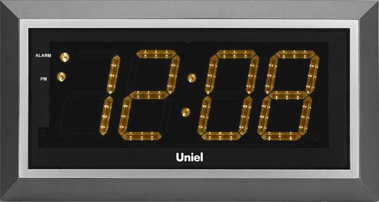 Настенные часы Uniel BV-11YSL uniel bv 415bks