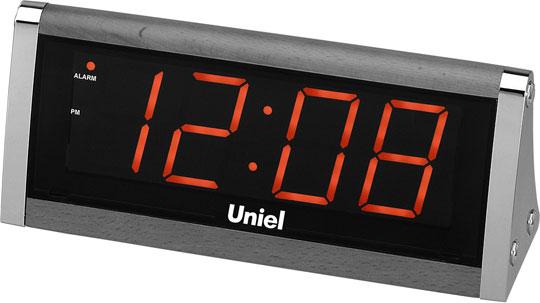 Настольные часы Uniel UTL-12RBr цена и фото
