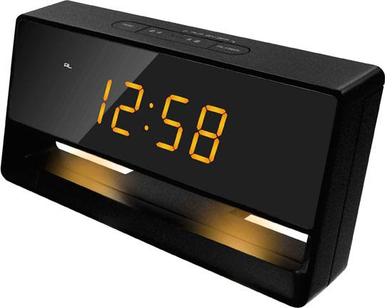 Настольные часы Uniel UTL-45Y цена и фото