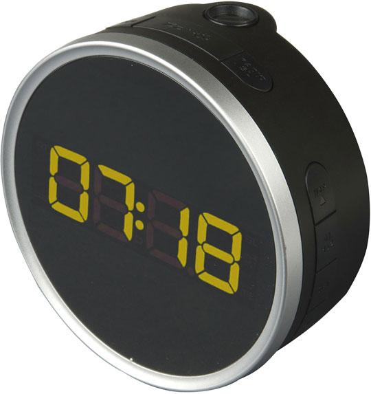 Настольные часы Uniel UTP-49YKx радиобудильник uniel utp 80