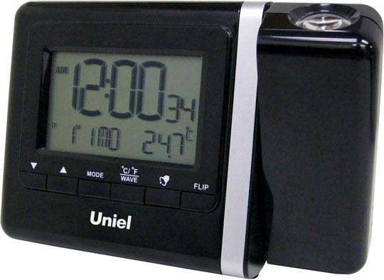 Настольные часы Uniel UTP-80K
