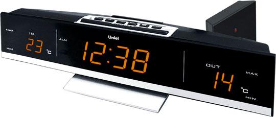 Настольные часы Uniel UTV-41Y датчик uniel utv 63
