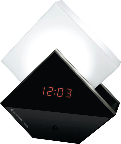 Настольные часы Uniel UTV-70