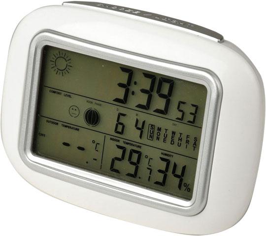 Настольные часы Uniel UTV-95Wxx