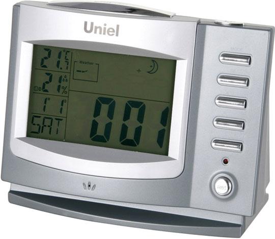Настольные часы Uniel UTV-97