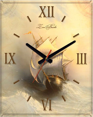 Настенные часы Zero Branko ZB-008 настенные часы zero branko zs 004