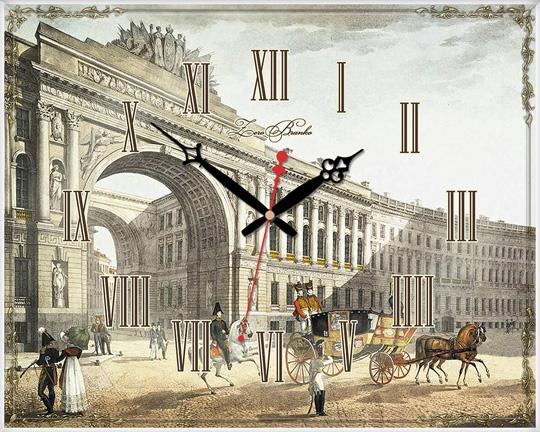 Настенные часы Zero Branko ZB-011 настенные часы zero branko zs 004