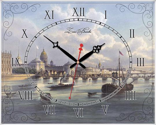 Настенные часы Zero Branko ZB-012 настенные часы zero branko zb 009