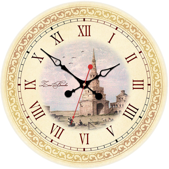 Настенные часы Zero Branko ZB-013 настенные часы zero branko zb 009