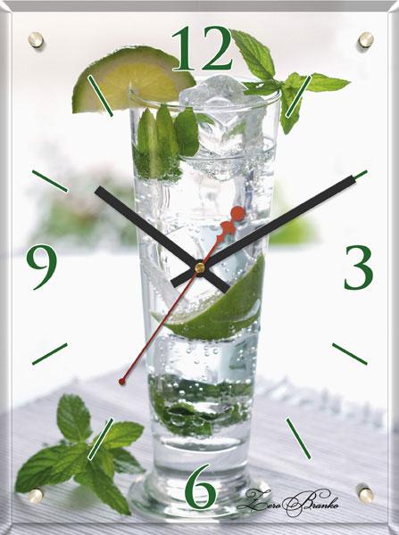 Настенные часы Zero Branko ZB-0421
