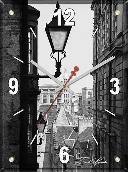 Настенные часы Zero Branko ZB-0425