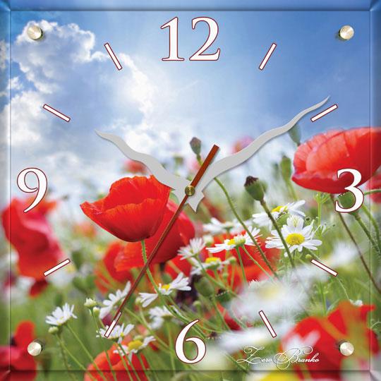 Настенные часы Zero Branko ZB-0537