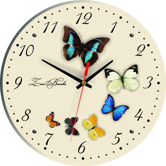 Настенные часы Zero Branko ZB-0600 настенные часы zero branko zs 004