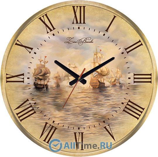 доске объявлений циферблат на морские часы Кубка Италии