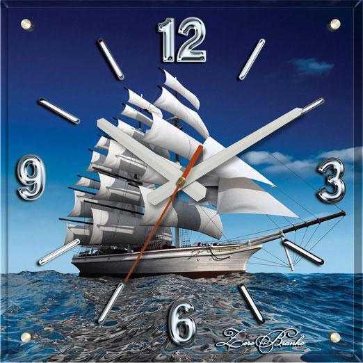Настенные часы Zero Branko ZS-001 настенные часы zero branko zs 004