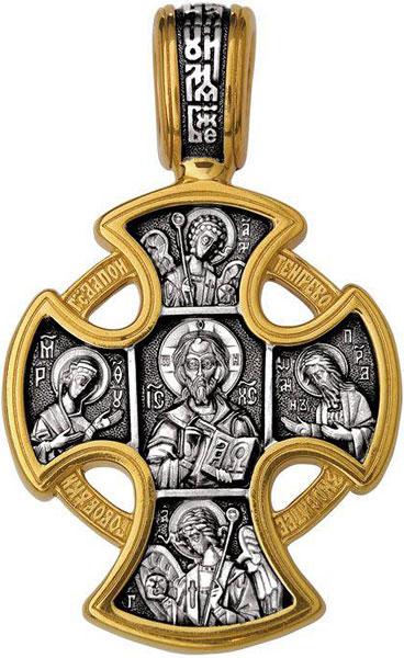 Крестики и иконки Акимов 101.028 подвеска икона ангел хранитель серебро