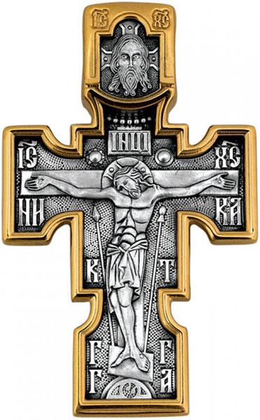 Крестики и иконки Акимов 101.084 икона архангела михаила