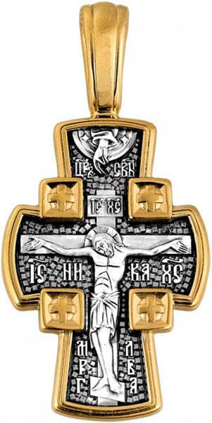 Крестики и иконки Акимов 101.085 крест нательный