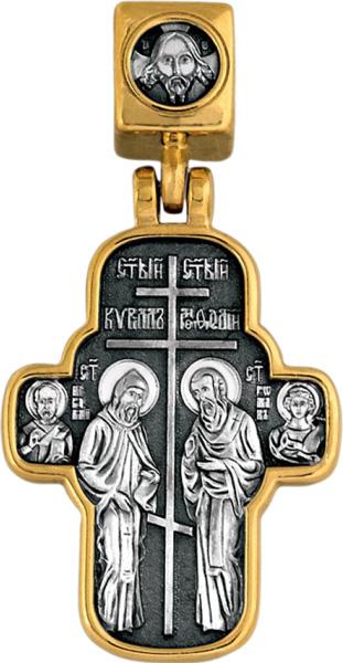 Крестики и иконки Акимов 101.099 икона янтарная матрона московская кян 2 201