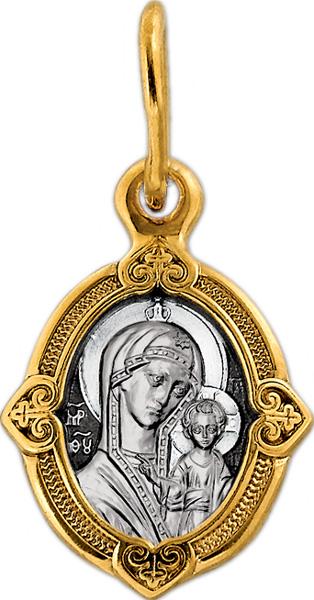 Крестики и иконки Акимов 102.095 икона галерея благолепия икона богородицы казанская гранат 6 юл 04