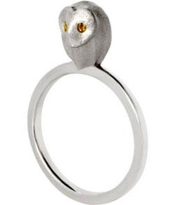 Кольца Alchemia AL-Owl-ring-s