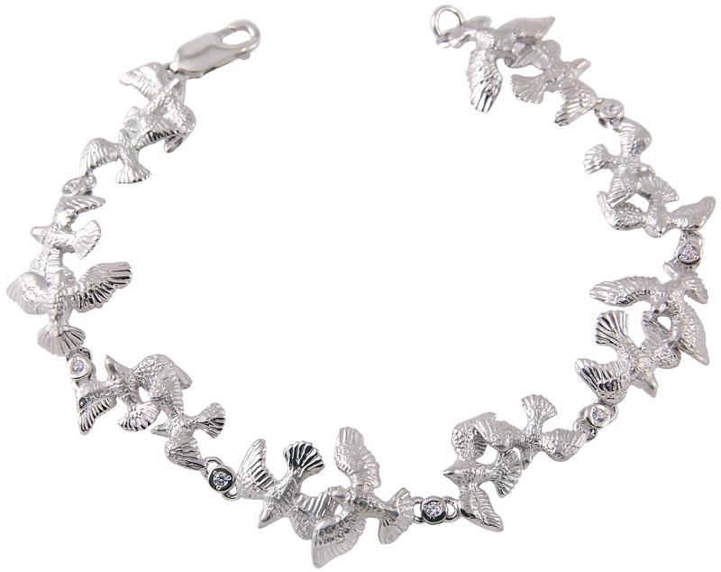 Браслеты Альдзена B-25038 жен прочее сердце браслеты цепочки и звенья уникальный дизайн любовь мода серебряный браслеты назначение новогодние подарки