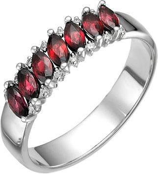 Кольца Алькор 01-0271/00GR-00 кольца алькор 01 0009 00gr 00