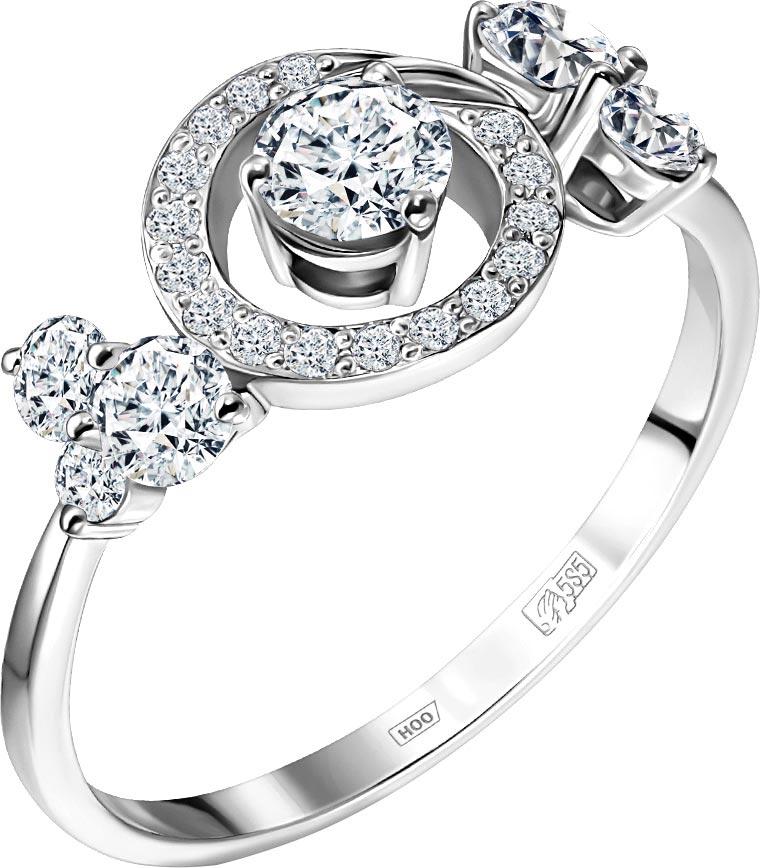 Кольца ALROSA DIAMONDS 0E222121S