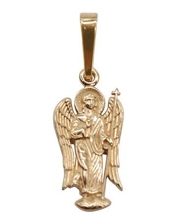 Кулоны, подвески, медальоны Aquamarine 11004-G-a