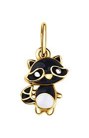 Кулоны, подвески, медальоны Aquamarine 15036-S-g-a