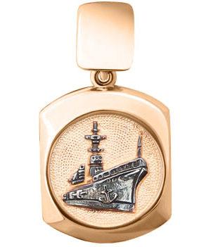 Кулоны, подвески, медальоны Aquamarine 16078-S-g-a