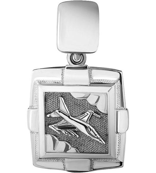 Кулоны, подвески, медальоны Aquamarine 16080-S-a