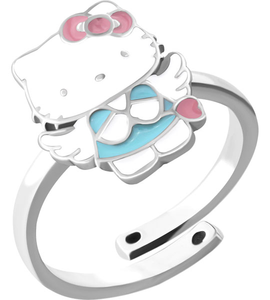 Кольца Aquamarine 54640-S-a