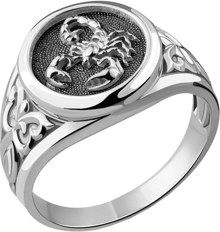 Кольца Aquamarine 54678-S-a