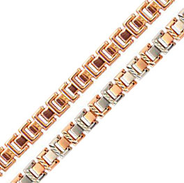 Браслеты Aquamarine 70052-G-a u7 рубин ювелирные изделия 2 016 люкс австрийские кристалл браслеты для женщин новые ультрамодные красочный необычные stone браслет регулируемый