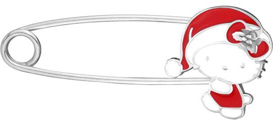 Броши Aquamarine 74431-S-a