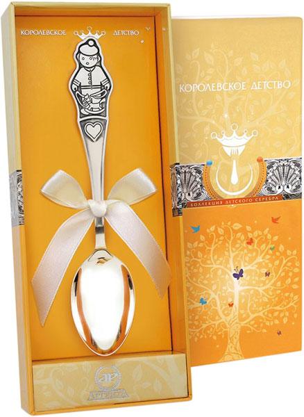 Столовое серебро АргентА 012LZH03001 столовое серебро аргента 1gi0081o