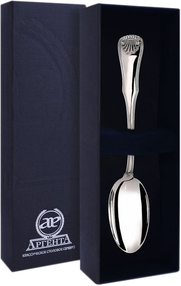 Столовое серебро АргентА 263LZH03001