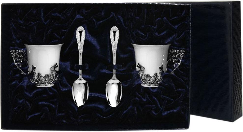 Столовое серебро АргентА 638NB07806 столовое серебро аргента набор из 2 х