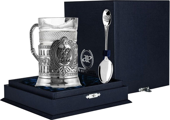 Столовое серебро АргентА 937NB03806