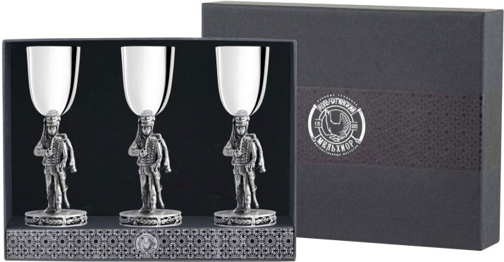 Столовое серебро АргентА KM2650306