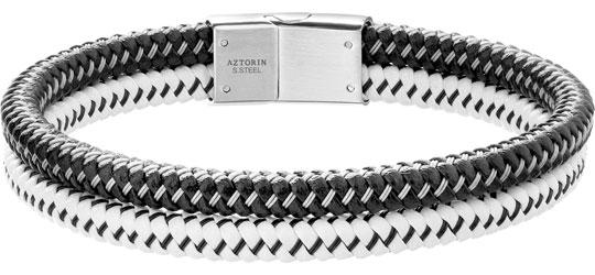 Браслеты Aztorin AZ127-5620 муж жен кожаные браслеты кожа мода браслеты черный коричневый назначение новогодние подарки для вечеринок особые случаи