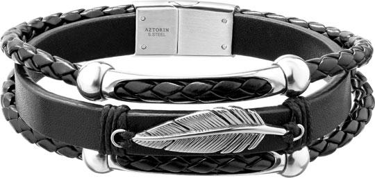 Браслеты Aztorin AZ127-8586 муж strand браслеты wrap браслеты кожаные браслеты кожа сглаз на заказ панк браслеты черный назначение подарок повседневные на выход